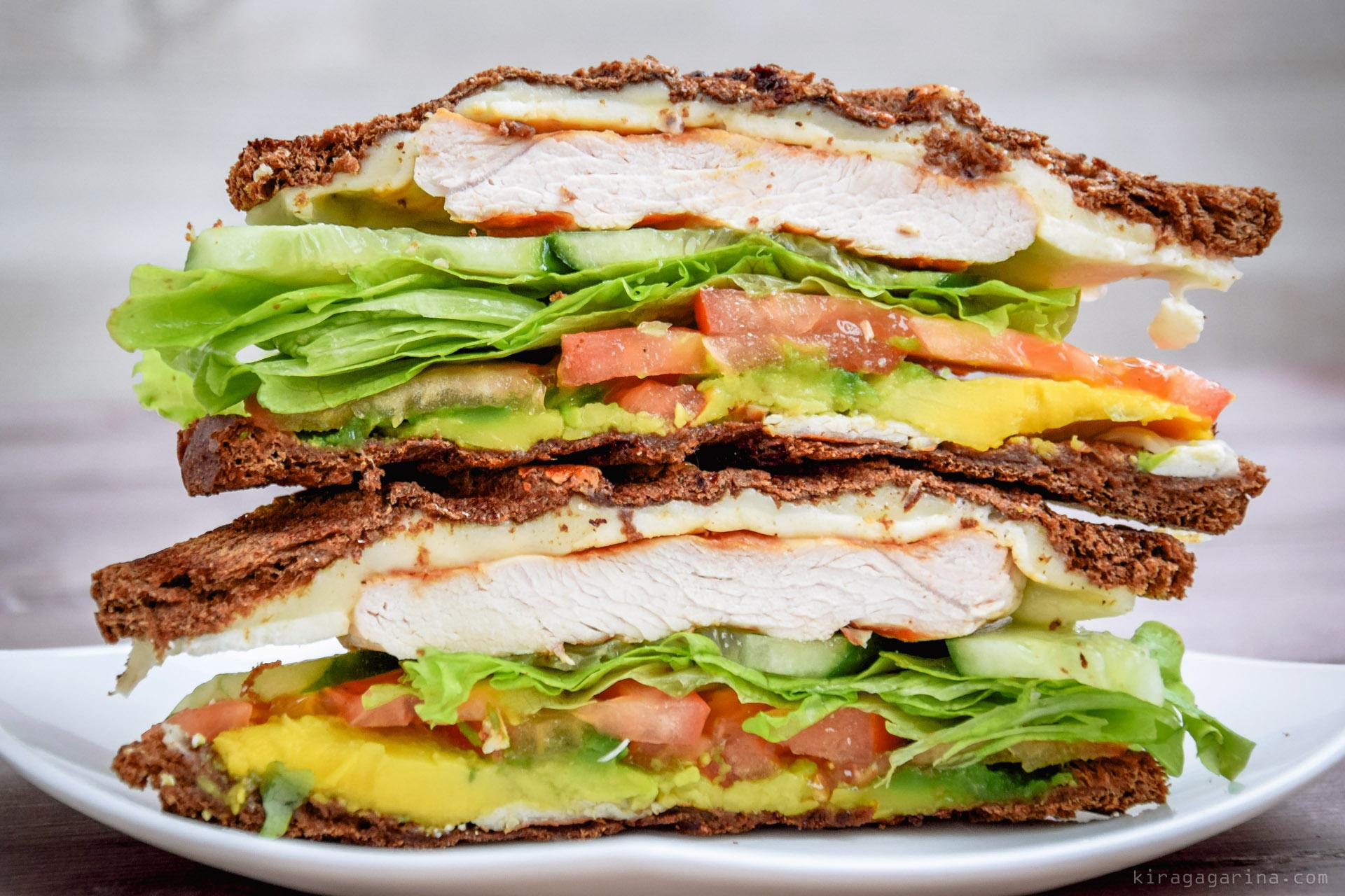 несмотря как приготовить сэндвич с фото рекомендуют